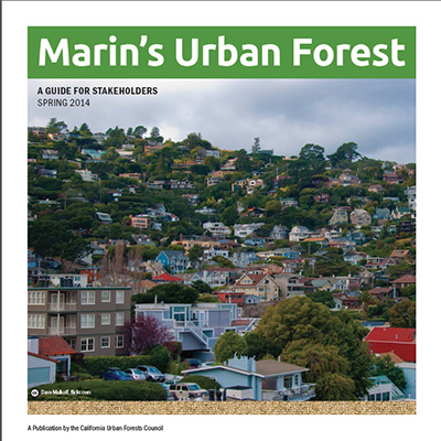 Marin's Urban Forest: A Guide for Stakeholders